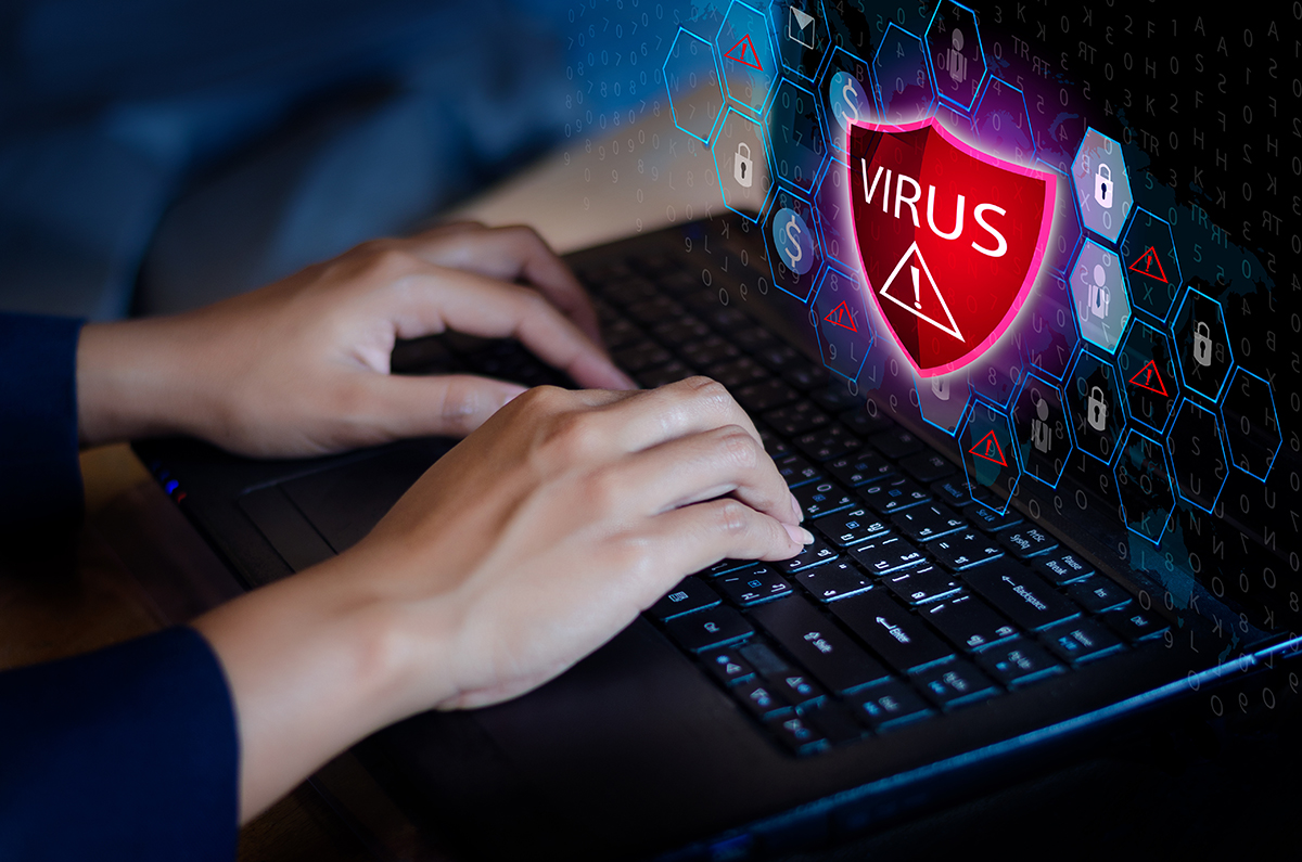 Hackers Virus Computer Virus Computer Security